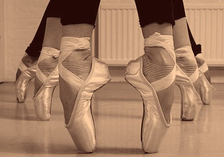 Pointers for Preventing Injuries 'en Pointe' | First in Physio